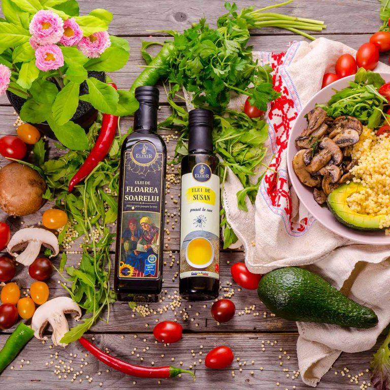 #MaiSănătos: 3 idei de salate ideale pentru noul an